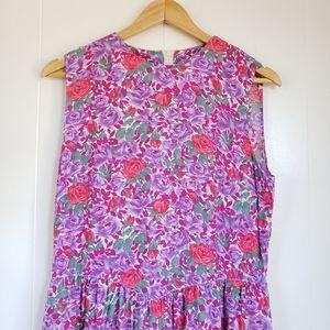 🦜 Karin Stevens Floral Dress